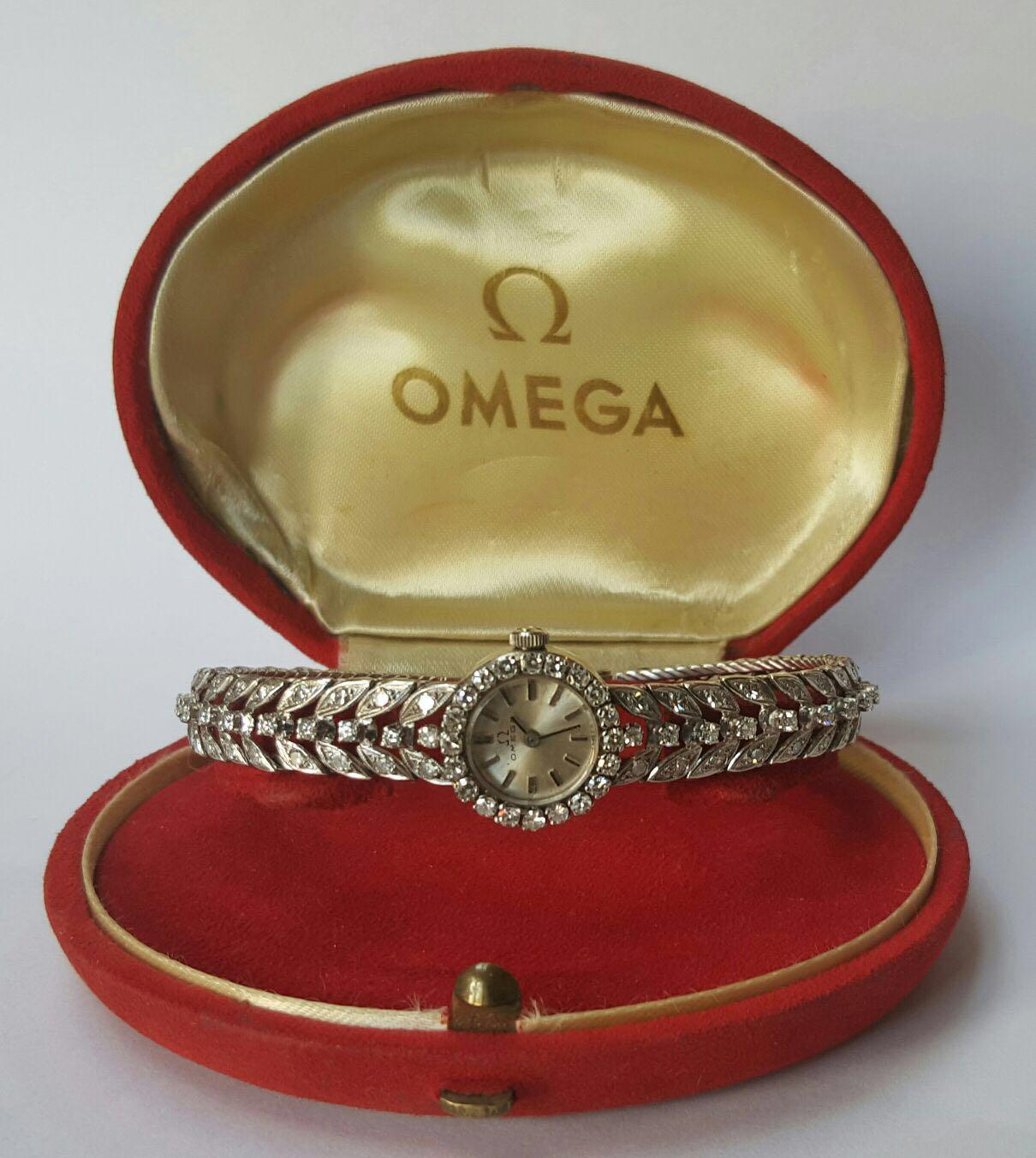 Omega vintage horloge  - Goudcentrum.nl