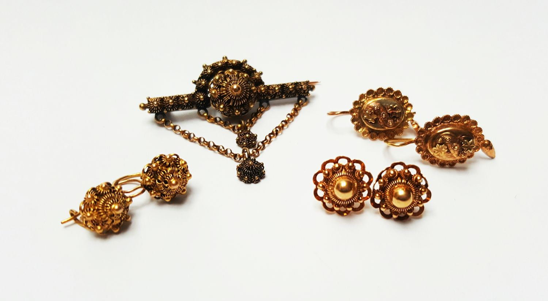 Zeeuwse sieraden  - Goudcentrum.nl